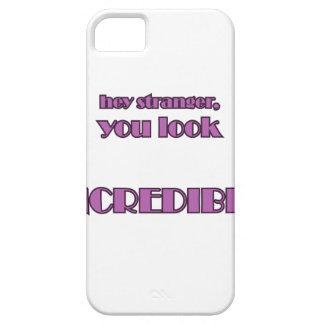 Hey Stranger iPhone 5 Case