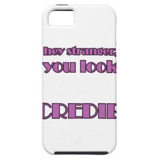 Hey Stranger iPhone 5 Cases