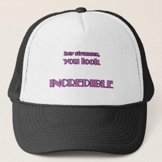 Hey Stranger Trucker Hat