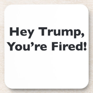 Hey Trump, You're Fired! Coaster