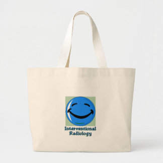 HF Interventional Radiology Large Tote Bag