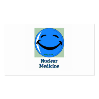 HF Nuclear Medicine Pack Of Standard Business Cards