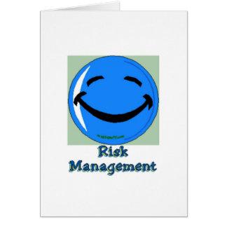 HF Risk Management Greeting Card