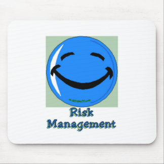 HF Risk Management Mouse Pad