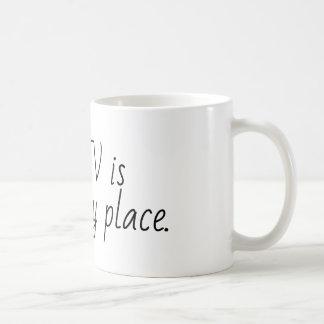hgtv is my happy place coffee mug