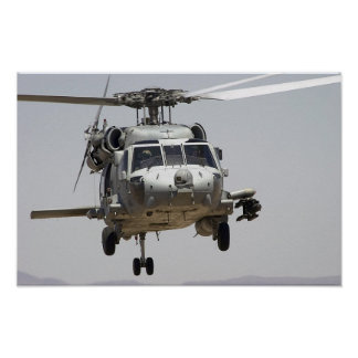 HH-60 Seahawk Poster