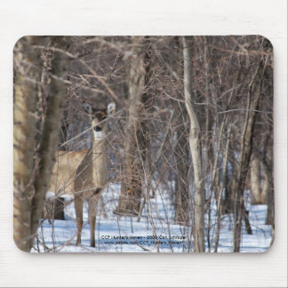 HH Deer Mousepad