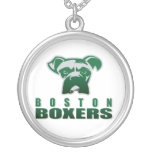 Hhyfl Huskies Under 12 Personalized Necklace