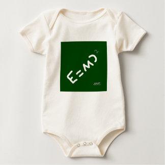 HI54EDU Physics Relativity RVC Baby Bodysuit
