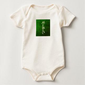 HI54EDU Pythagorean Baby Bodysuit