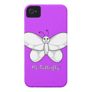 Hi Butterfly® BlackBerry Bold Case-Mate iPhone 4 Case-Mate Case