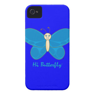 Hi Butterfly® BlackBerry Bold Case-Mate