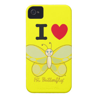 Hi Butterfly® BlackBerry Bold Case-Mate Case-Mate iPhone 4 Case