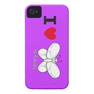 Hi Butterfly® BlackBerry Bold Case-Mate iPhone 4 Case-Mate Case