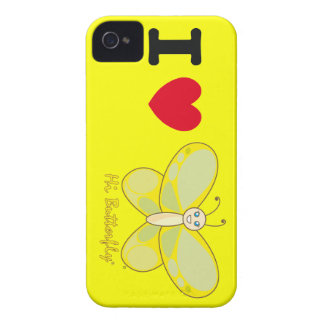 Hi Butterfly® BlackBerry Bold Case-Mate iPhone 4 Cases
