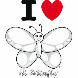 Hi Butterfly® Photo Sculpture