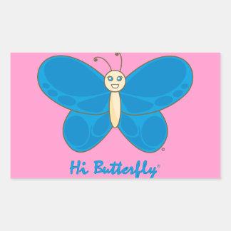 Hi Butterfly® Sticker