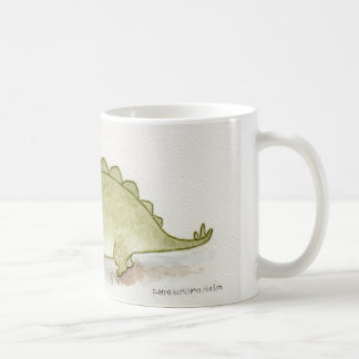 Hi from the Stego Coffee Mug