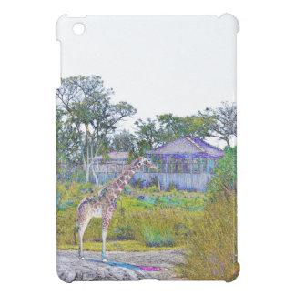 Hi!Giraffe! iPad Mini Cases