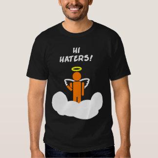 Hi Haters angel t-shirt