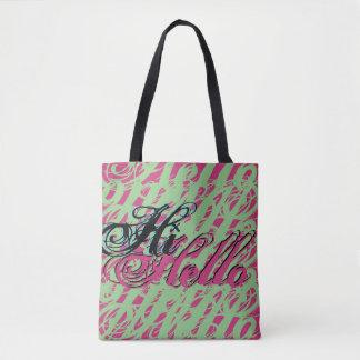 Hi Hello Tote Bag