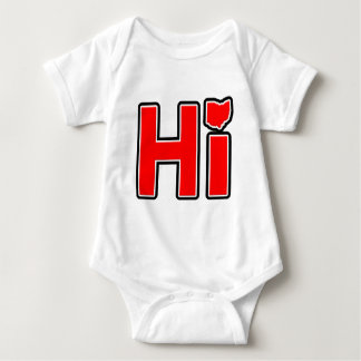 Hi Ohio Baby Bodysuit