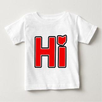 Hi Ohio Baby T-Shirt