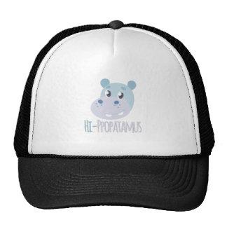 Hi-ppopatamus Cap