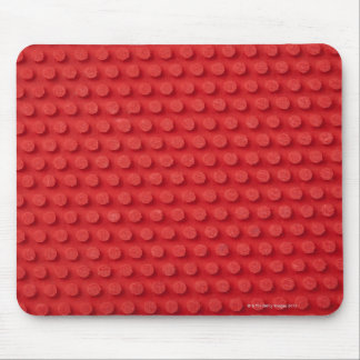 Hi-Res macro image of a studded ping pong Mouse Pad