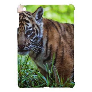 Hi-Res Sumatran Tiger Cub Cover For The iPad Mini