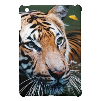 Hi-Res Tiger in Water Cover For The iPad Mini