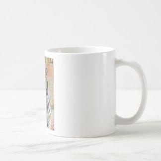 Hi-Res Tigres in Contemplation Coffee Mug