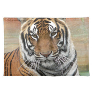 Hi-Res Tigres in Contemplation Placemat