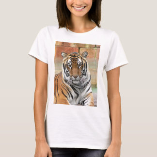Hi-Res Tigres in Contemplation T-Shirt