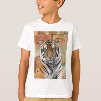 Hi-Res Tigres in Contemplation T-Shirt