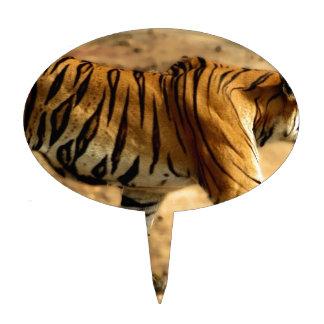 Hi-Res Tigres Stalking Cake Picks