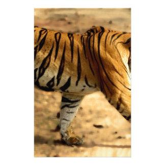 Hi-Res Tigres Stalking Stationery