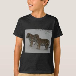 Hi-Res Two Siberian Tigers T-Shirt