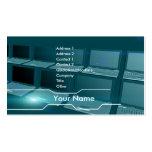 hi_tech_business business card templates