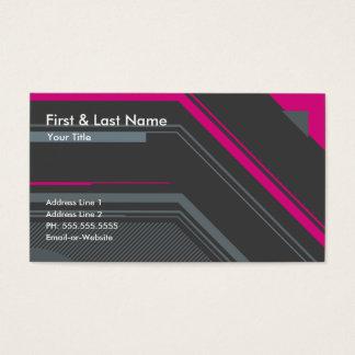 hi-tech professional  : business card