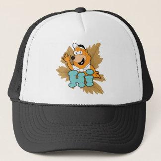 hi trucker hat