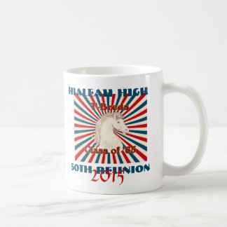 Hialeah High 2015 Class of '65 Reunion 11 Oz. Mug