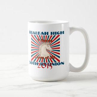 Hialeah High 2015 Class of '65 Reunion 15 Oz. Mug Basic White Mug