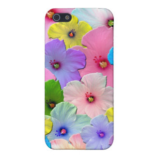 Hibiscus a Plenty iPhone Case for iPhone 5 iPhone 5/5S Cover