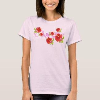 hibiscus breeze tank top
