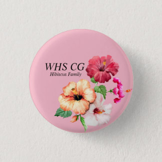 Hibiscus Family CG Pins