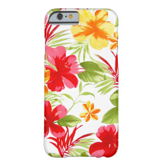 Hibiscus Floral Fiesta iPhone 6 case Barely There iPhone 6 Case
