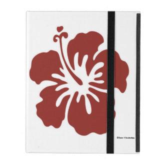 Hibiscus Flower iPad Case