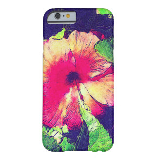 HIBISCUS FLOWER iPhone 6 Case Barely There iPhone 6 Case