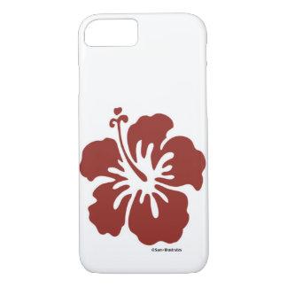 Hibiscus Flower iPhone Case